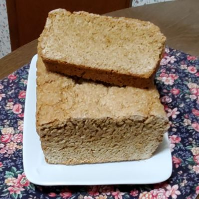Whole Wheat Maple Bread